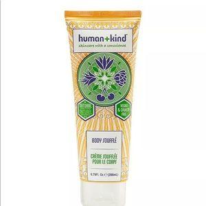 Human + Kind Body Souffle Sealed 200ml